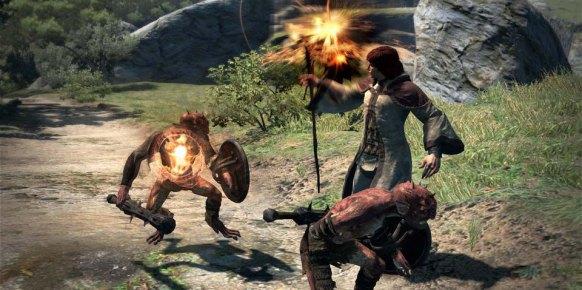 Dragon's Dogma Xbox 360