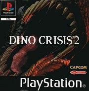 Carátula de Dino Crisis 2 - PS1