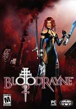 Carátula de BloodRayne 2 - PC