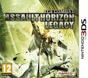 Carátula de Ace Combat: Assault Horizon Legacy - 3DS
