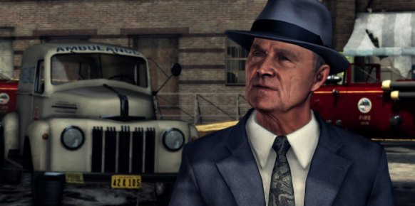 L.A. Noire Galvanizados Xbox 360