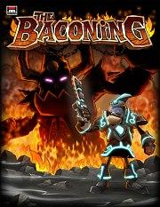 Carátula de DeathSpank: The Baconing - PS3