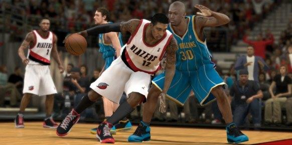 NBA 2K12 análisis