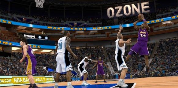NBA 2K12: NBA 2K12: Impresiones jugables Gamescom