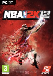 Carátula de NBA 2K12 - PC