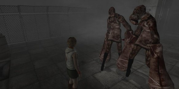 Silent Hill Collection HD
