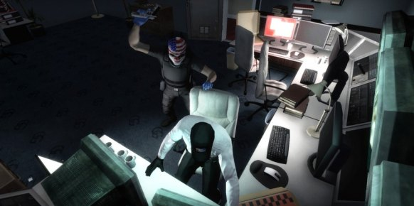 PayDay The Heist PS3
