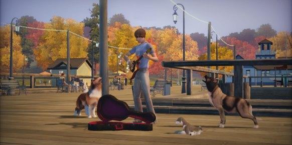 Los Sims 3 ¡Vaya Fauna! análisis