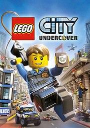 Carátula de LEGO City Undercover - Nintendo Switch