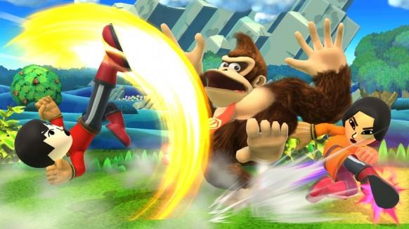 Super Smash Bros.: Super Smash Bros.: Impresiones E3 2014