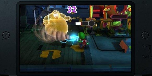 Luigi's Mansion 2 análisis