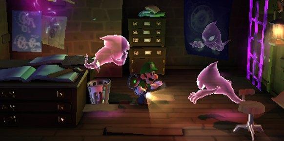 Luigi's Mansion 2: Luigi's Mansion 2: Impresiones jugables
