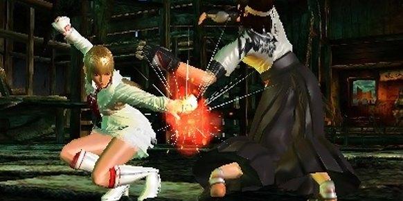 Tekken 3D Prime Edition: Tekken 3D Prime Edition: Impresiones TGS 2011