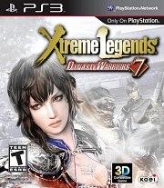 Carátula de Dynasty Warriors 7 Xtreme Legends - PS3