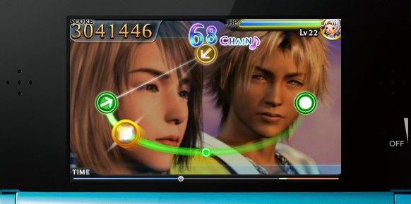 Theatrhythm Final Fantasy: Theatrhythm Final Fantasy: Impresiones jugables