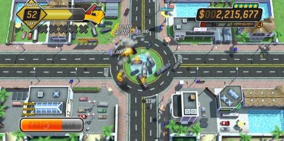 Burnout Crash! Xbox 360