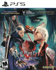 Devil May Cry 5 Special Edition para PS5