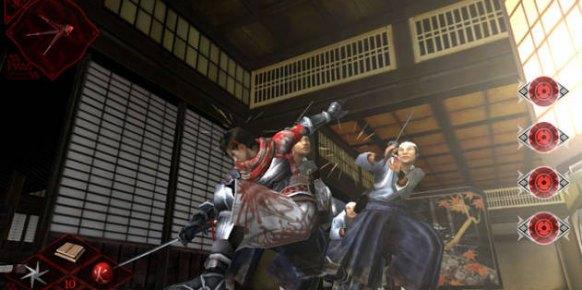 Shinobido 2 Revenge of Zen Vita