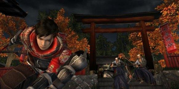 Shinobido 2 Revenge of Zen: Shinobido 2 Revenge of Zen: Impresiones TGS 2011