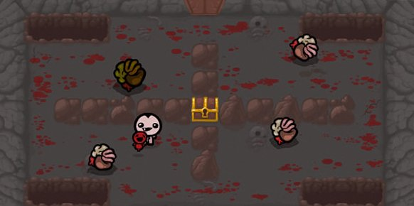 The Binding of Isaac (PC)