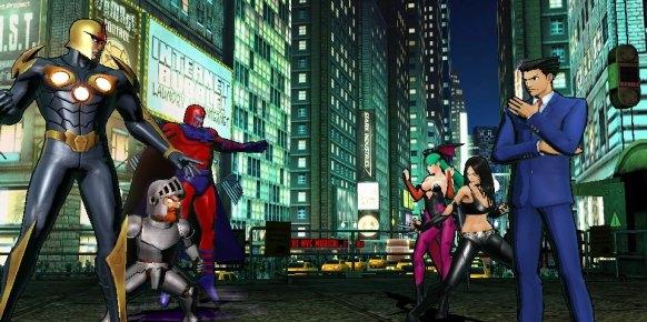 Ultimate Marvel vs. Capcom 3 análisis