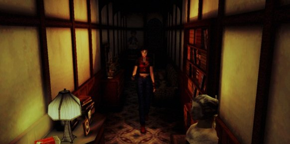 Resident Evil Code Veronica HD PS3