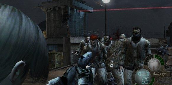 Resident Evil 4 HD PS3
