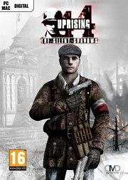 Carátula de Uprising 44 - PC