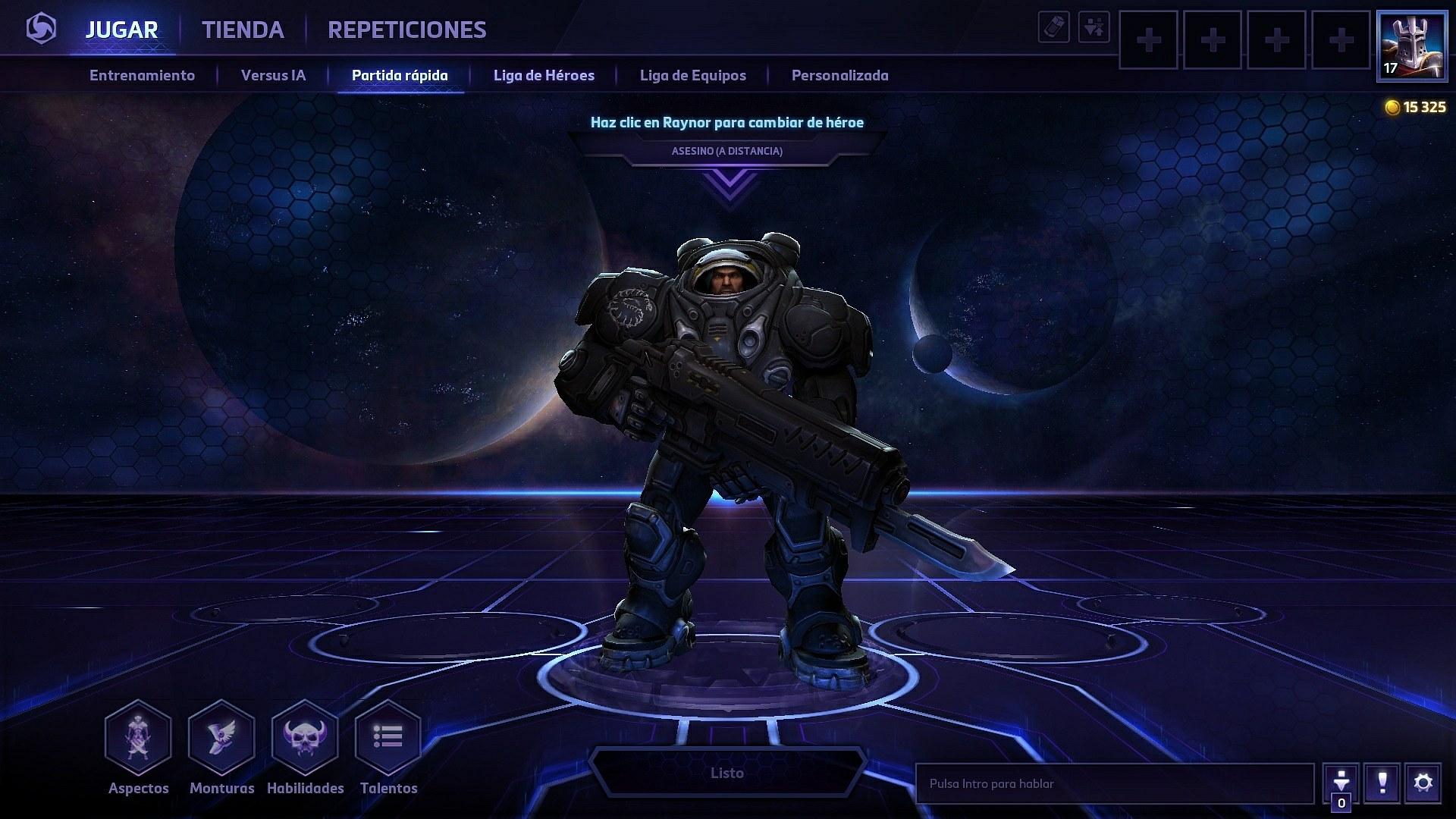 Imagen de Heroes of the Storm
