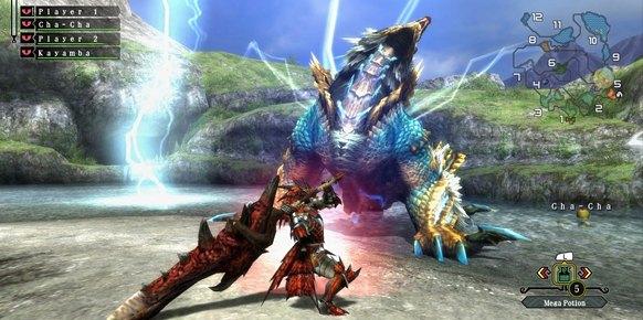 Monster Hunter 3 Ultimate: Monster Hunter 3 Ultimate: Impresiones