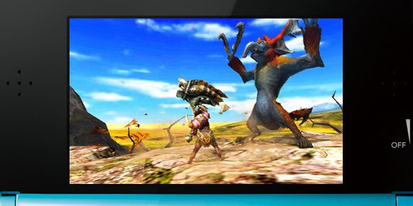 Monster Hunter 4: Monster Hunter 4 Ultimate: Impresiones TGS 2012