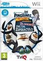 Los Pingüinos de Madagascar El Regreso del Dr. Espiráculo Wii