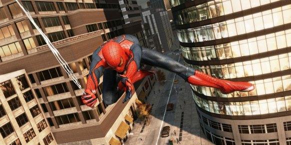 The Amazing Spider-Man análisis