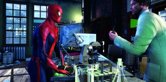 The Amazing Spider-Man Xbox 360