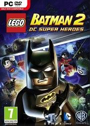 Carátula de Lego Batman 2 - PC