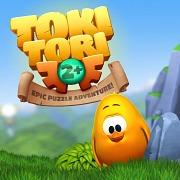 Carátula de Toki Tori 2 - Wii U