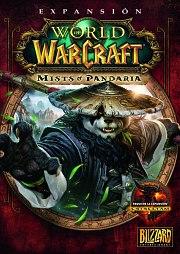 Carátula de WoW: Mists of Pandaria - PC