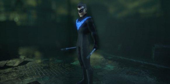 Batman Arkham City - Nightwing análisis