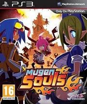 Carátula de Mugen Souls - PS3