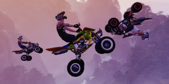 Mad Riders PS3