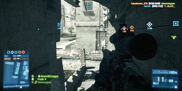 Battlefield 3 Back to Karkand