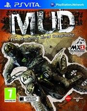 Carátula de MUD - FIM Motocross - Vita