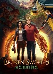 Carátula de Broken Sword 5 - PC