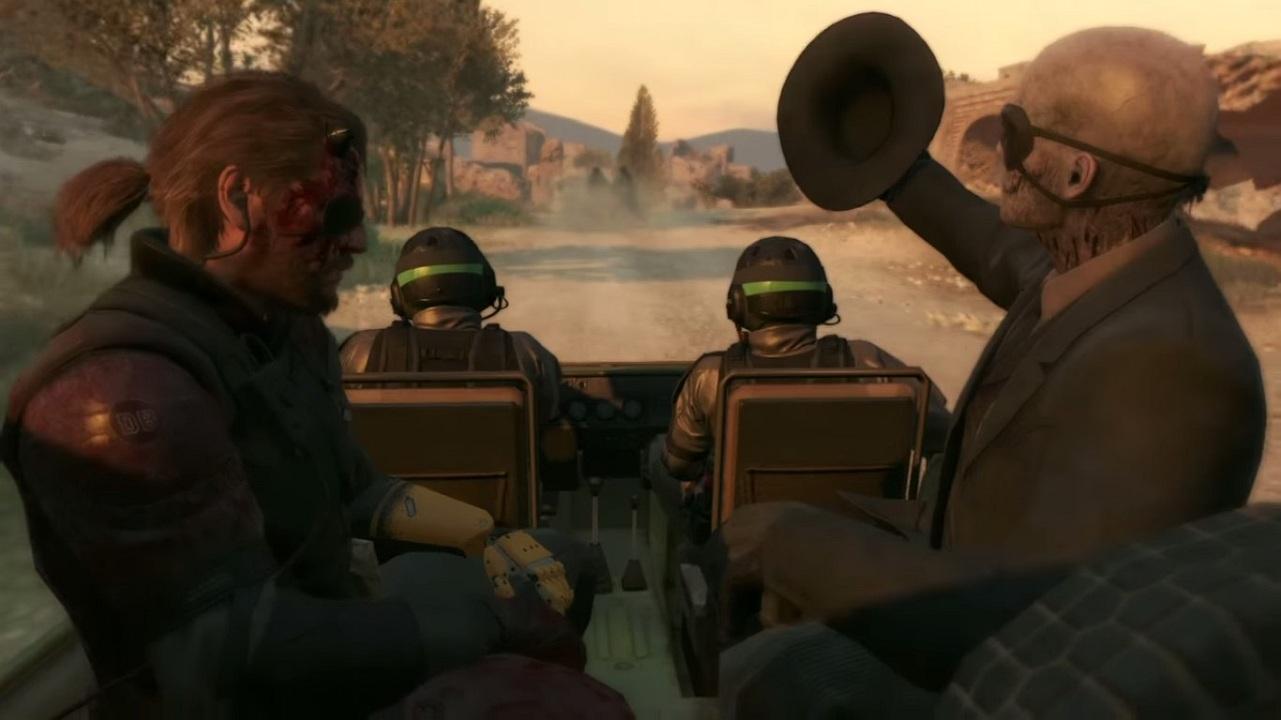Imagen de Metal Gear Solid 5