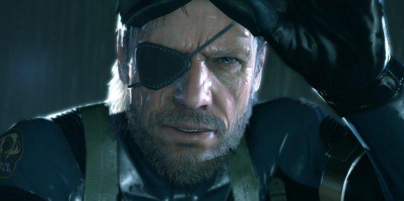 Metal Gear Solid 5: The Phantom Pain