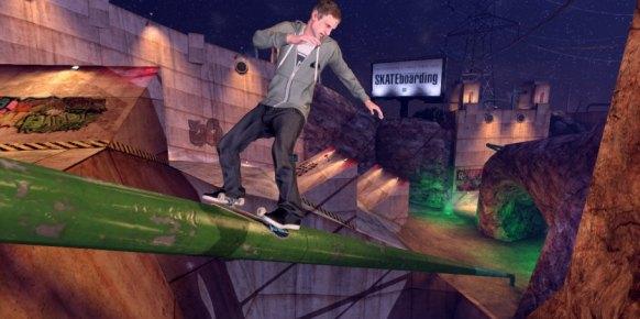 Tony Hawk's Pro Skater HD análisis