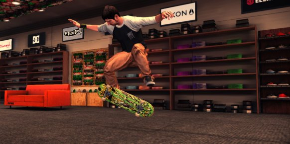 Tony Hawk's Pro Skater HD PS3
