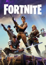 Carátula de Fortnite - Nintendo Switch