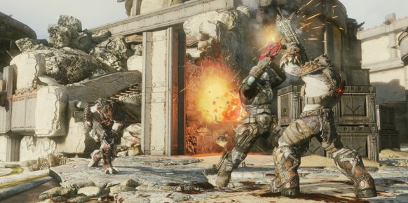 Gears of War 3 Fenix Rising análisis