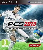 Carátula de PES 2013 - PS3